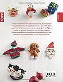 Image de Liebevolle Häkelideen zu Weihnachten: 77 Kleinigkeiten zum Dekorieren und Verschenken