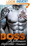 BOSS: A Stepbrother Billionaire Romance