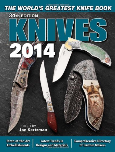 Knives 2014: The World'S Greatest Knife Book front-609489