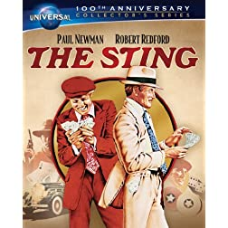 The Sting Collector's Series [Blu-ray Book + DVD + Digital Copy] (Universal's 100th Anniversary)