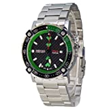 Nautec No Limit Herren-Armbanduhr Stingray ST AT/ST
