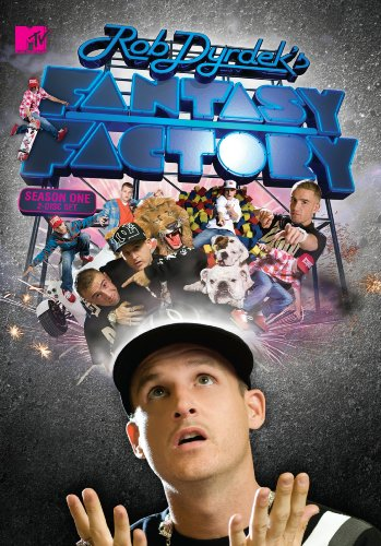 Rob Dyrdek's Fantasy Factory: Season One [DVD] [2009] [Region 1] [US Import] [NTSC]