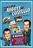 The Best of Abbott & Costello, Vol. 3 ( Go to Mars / In The Foreign Legion / Meet Frankenstein / Meet The Invisible Man / Meet The Killer / Comin' Round The Mountain / Lost In Alaska / Mexican Hayride (Sous-titres français) [Import]