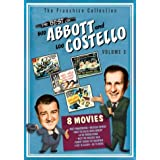 The Best of Abbott & Costello, Vol. 3 (Abbott & Costello Go to Mars / Abbott & Costello in the Foreign Legion / Abbott & Costello Meet Frankenstein / Abbott & Costello Meet the Invisible Man / Abbott & Costello Meet the Killer / Comin&#39; Round the Mountain / Lost in Alaska / Mexican Hayride) ~ Adele Jergens