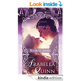 Being Jane: A New Adult Erotic Romance: Fountain of Love