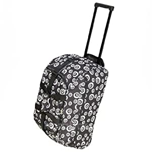 Borderline Small 22 Inch Wheeled Holdall Bag