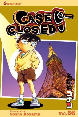 名探偵コナン コミック36巻 (英語版)