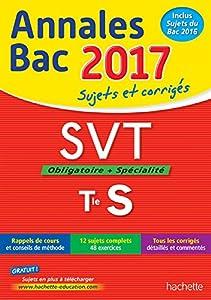 """Afficher """"SVT, obligatoire + spécialité, terminale S"""""""