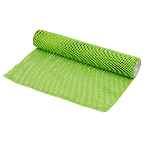 125cm x 45cm Soft Foam Pad Toolbox Drawer Liner Nonslip Mat Green (Toolbox Green compare prices)
