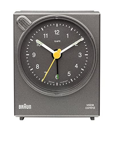 Braun Reloj Despertador BNC004GYGY