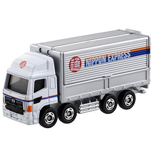 Tomica No.77 Hino Profia Nippon Express track (box) - 1