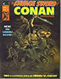 img - for The Savage Sword of Conan the Barbarian, Vol. 1, No. 6 book / textbook / text book
