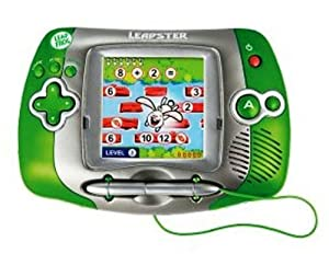 LeapFrog Leapster Gaming System (Green)