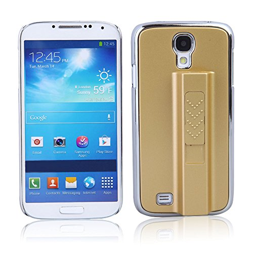 Vakind New Electronic Rechargeable Cigarette Lighter Case For Samsung Galaxy S4 (Gold)