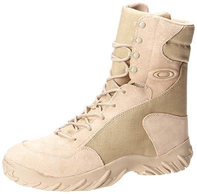 Oakley Men's SI Assault Boot 8-Inch W Boot,Desert,13 W US
