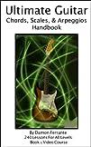 Ultimate Guitar Chords, Scales & Arpe…
