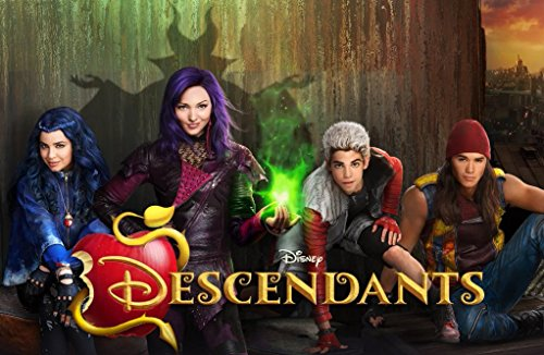 HD wallpapers descendants coloring pages printable