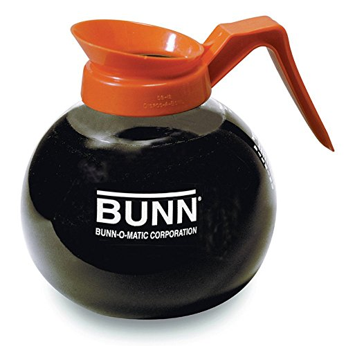 BUNN-42400-12-Cup-Glass-Decanter-Black