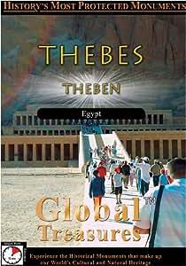 Global Treasures  THEBES Theben Egypt