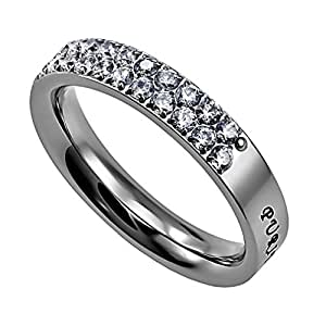 purity ring for stainless steel