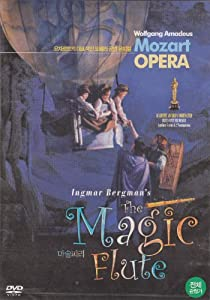 Ingmar Bergman's 'THE MAGIC FLUTE' (1975 - a.k.a.Trollflöjten) All Region DVD (Region 1,2,3,4,5,6 Compatible) starring Josef Köstlinger, Irma Urrila, Ulrik Cold...