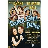Dance, Girl, Dance ~ Maureen O'Hara