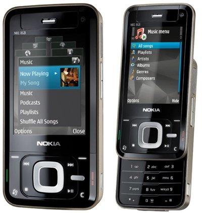 Nokia N81 2gb Unlocked GSM Quad-band Cell Phone