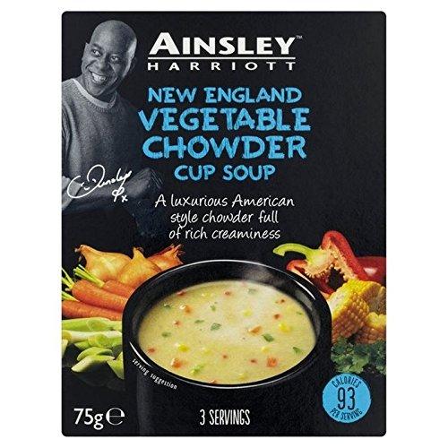 Ainsley Harriot Chaudrée De Légumes Tasse De Soupe 75G