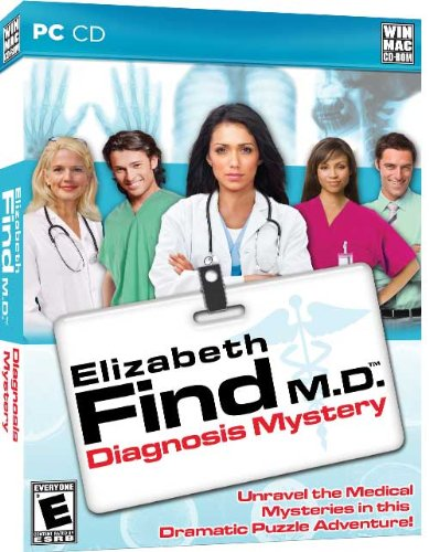 Elizabeth Find MD Diagnosis Mystery - Standard Edition