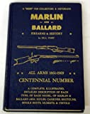 img - for Marlin and Ballard Firearms & History book / textbook / text book