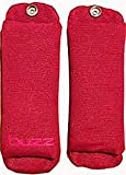 NEW QUINNY BUZZ CHEST PADS RED RUMOUR