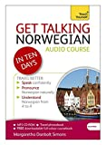 Margaretha Danbolt Simons Get Talking Norwegian in Ten Days Beginner Audio Course: (Audio Pack) the Essential Introduction to Speaking and Understanding (Teach Yourself: Language)