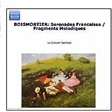 Boismortier: Serenades Francaises, Fragments Melodiques, Bassoon Concerto, Concerto pour Zampogna