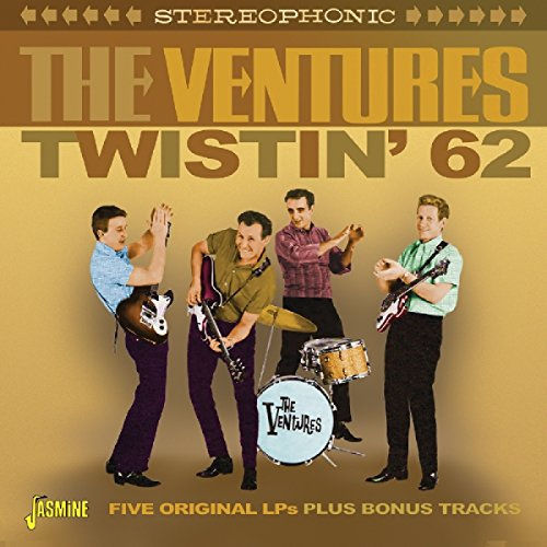 The Ventures - Twistin