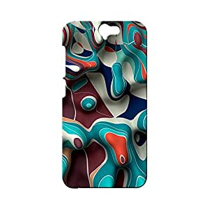G-STAR Designer Printed Back case cover for HTC One A9 - G1764