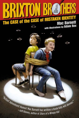 5th Grade Student Reviews YA Mystery Novel The Case of the Case of Mistaken Identity