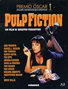 Pulp Fiction (Metal Box) (2 Blu-Ray) (Limited Ed)