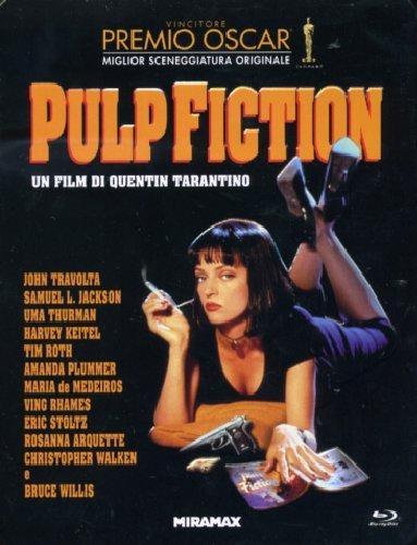 Pulp fiction(tin box) [Italia] [Blu-ray]