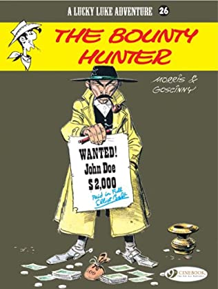 book cover of The Bounty Hunter