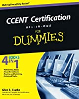 CCENT Certification All-In-One For Dummies Front Cover