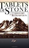 img - for Tablets of Stone and the History of Redemption book / textbook / text book