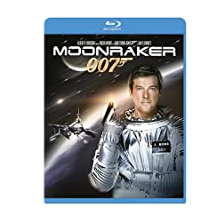 Moonraker (50th Anniversary Repackage) [Blu-ray]