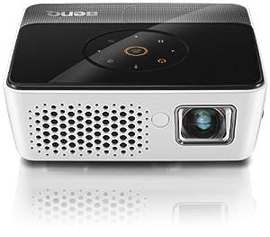 BenQ GP3 Vidéoprojecteur DLP 160'' (406 cm) WXGA 1280 x 800 Wi-Fi Noir/Blanc
