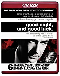 Good Night, and Good Luck (Combo HD DVD and Standard DVD)