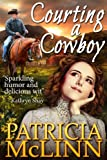 Book cover image for Courting a Cowboy