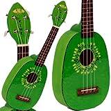 Kala KA-KIWI Novelty Series Soprano Ukulele Kiwi Design