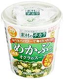 マルちゃん カップ入りめかぶとおくらのスープ 6.2g