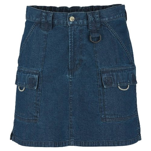 Columbia Women's Denim Brewha II Skirt