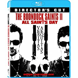Boondock Saints II, The: All Saints Day [Blu-ray]