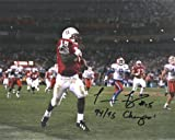 "Tommie Frazier Autographed Nebraska Cornhuskers 8x10 Photo ""The Run' at Amazon.com"